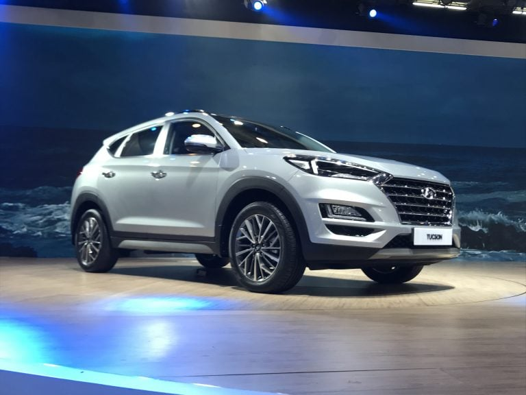 2020 Hyundai Tucson Facelift Launched; Price Starts From Rs 22.3 Lakh