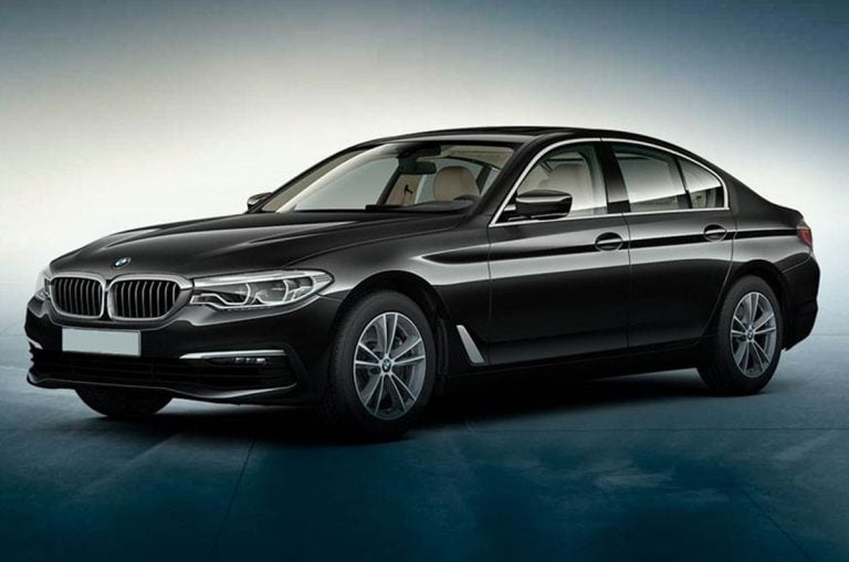 New Entry-level BMW 5-Series Launched for a Price of Rs 55.40 lakhs