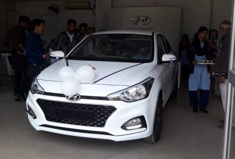 BS6 Hyundai i20 Petrol Deliveries Commence Across Country