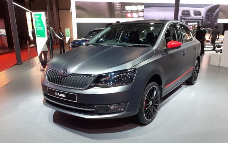 Here's The Variants and Color Options You Will Get on BS6 Skoda Rapid