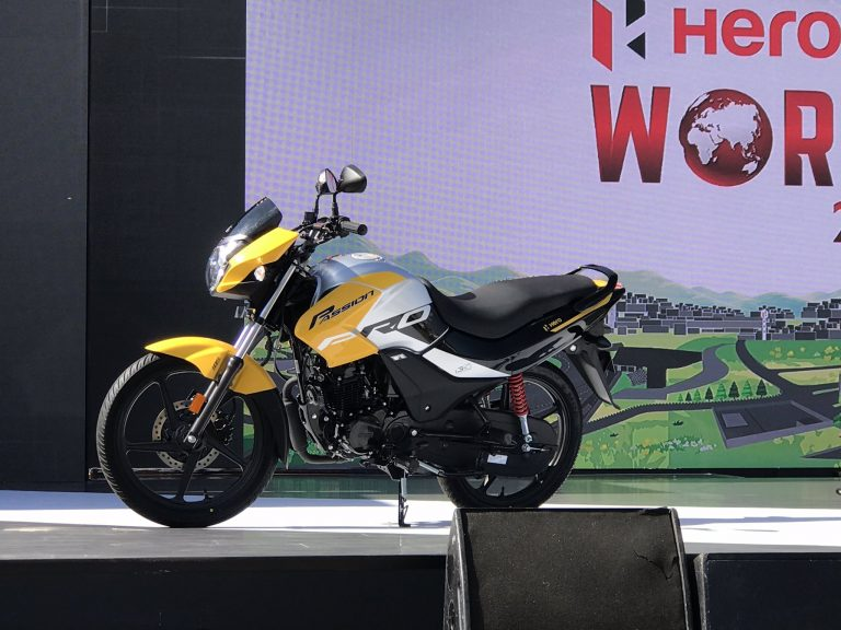 BS6 2020 Hero Passion Pro And Glamour 125 Launched
