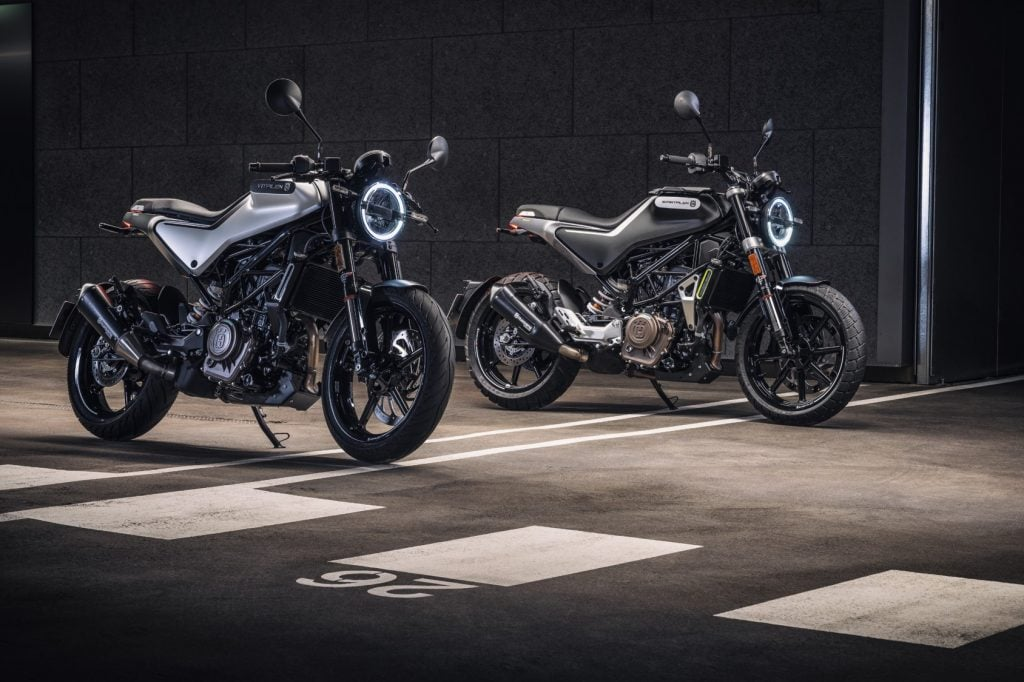 Husqvarna brings about the first hike for the Vitpilen 250 and Svartpilen 250 in India.
