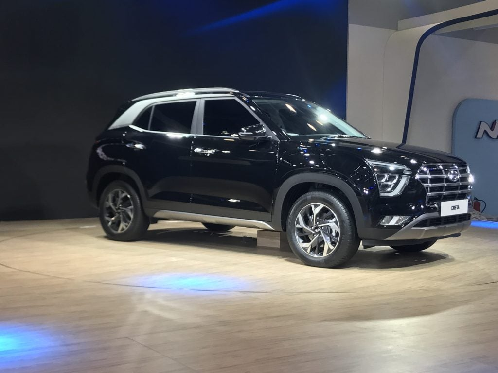 The Hyundai Creta shown at the 2020 Auto Expo will hit the roads by mid-March or April at latest