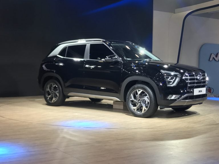 2020 Hyundai Creta With A Turbo Petrol Engine And 7-speed DCT Confirmed!