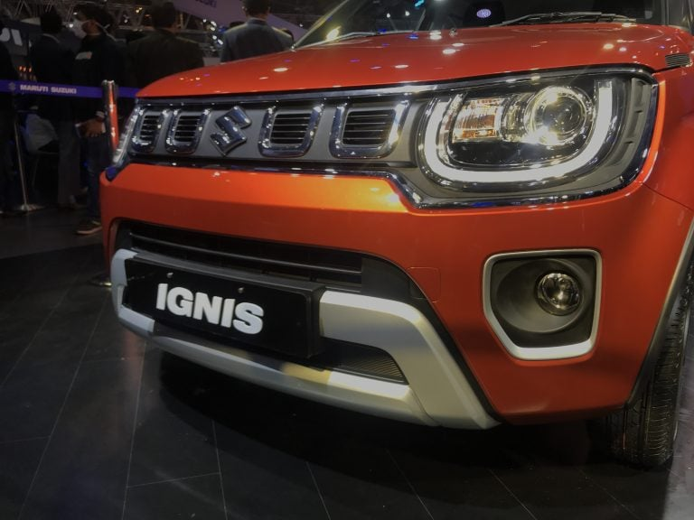 BS6 Maruti Ignis Launched – New Price List And Changes Explained