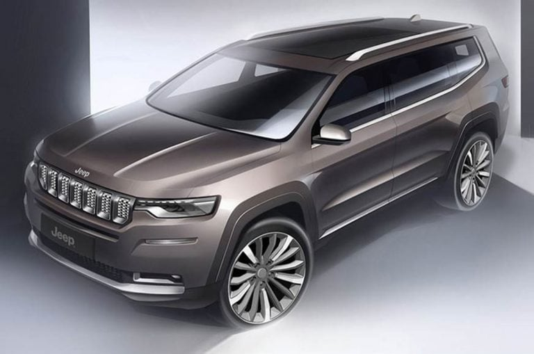 Jeep Future Products for India – Seven-Seater SUV; Compass Facelift and More