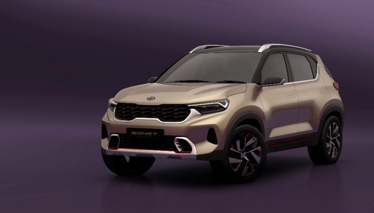 Kia Sonet Launch In August 2020; To Offer More Features Than Venue