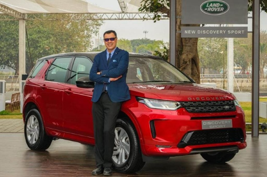 Land Rover Discovery Sport Facelift launched in India for a starting price of Rs. 57.06 lakhs