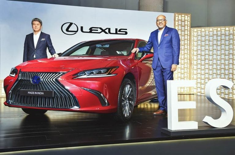 BS6 Lexus NX SUV and ES Sedan Launched in India; Price and Details