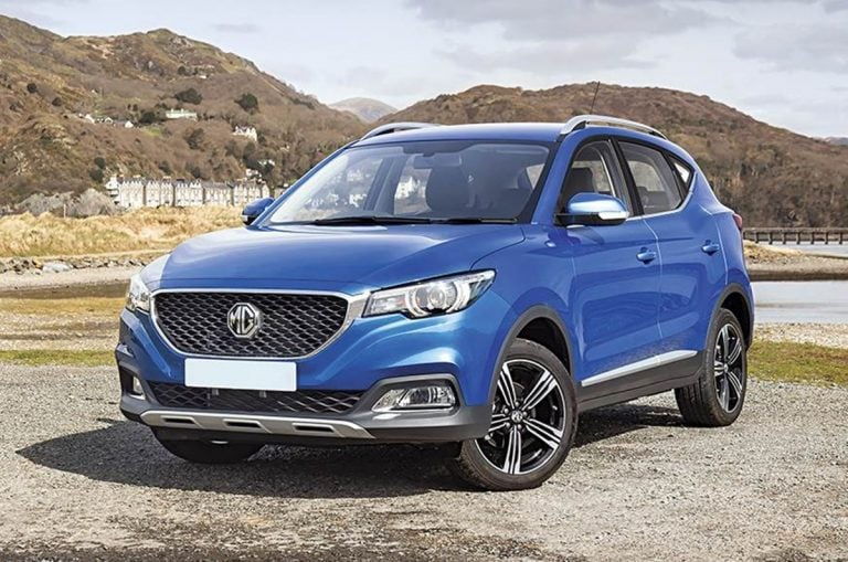 MG ZS SUV To Get a 111bhp 1.0 liter Petrol Engine Soon!