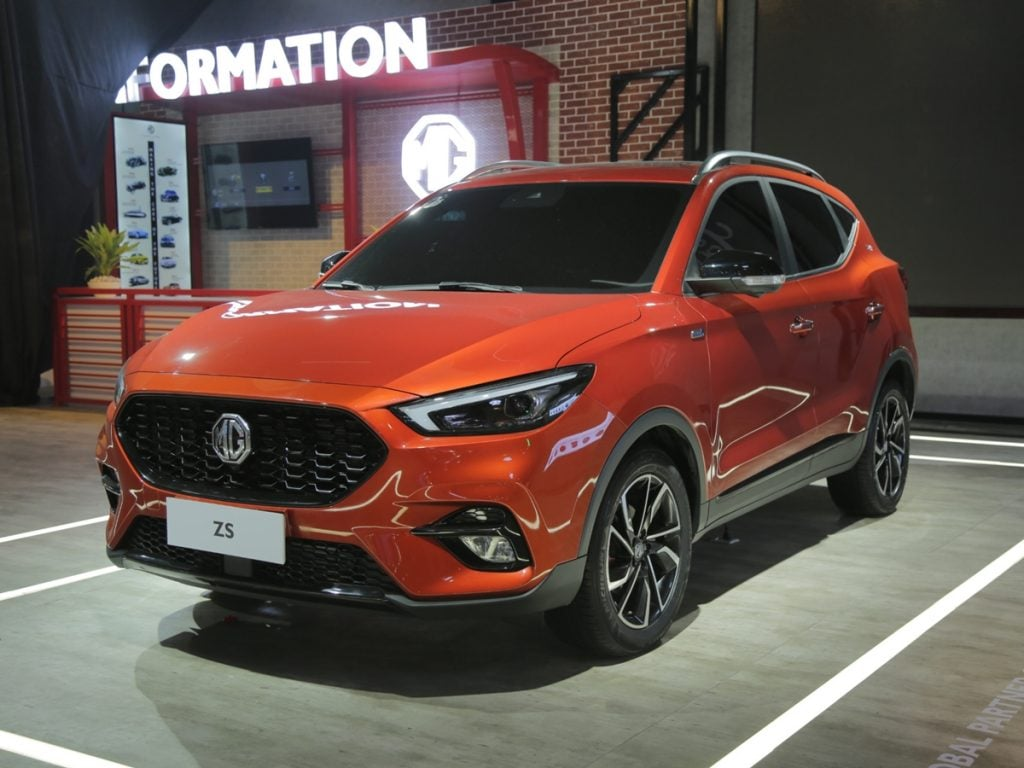 After the ZS EV, MG will also bring the ZS Petrol SUV to India to rival the Hyundai Creta among other cars