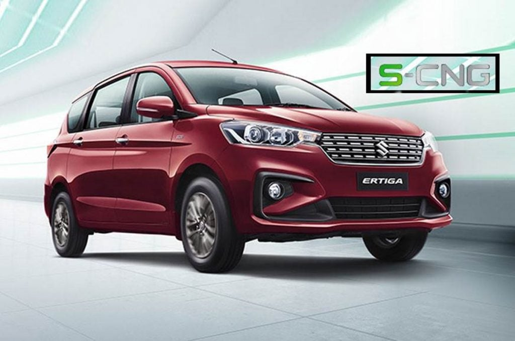 BS6 Maruti Suzuki Ertiga CNG launched in India for Rs 8.95 lakhs (ex-showroom)