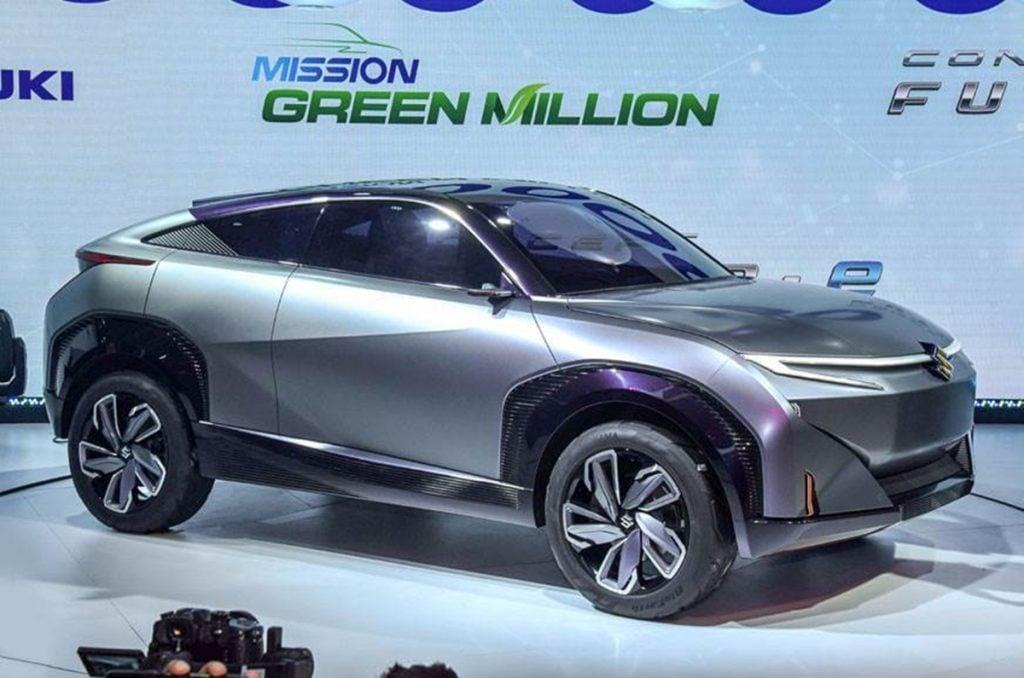 The Maruti Suzuki Futuro-e concept was essentially a design study by Maruti Suzuki at the 2020 Auto Expo