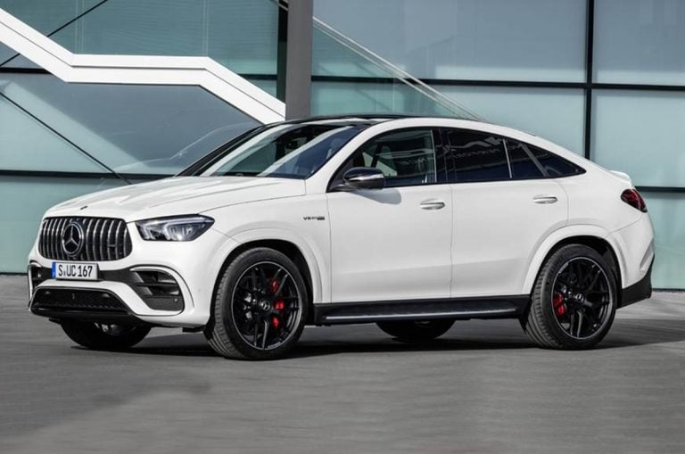 Mercedes-AMG Unveils All-New 2020 GLE 63 Coupe