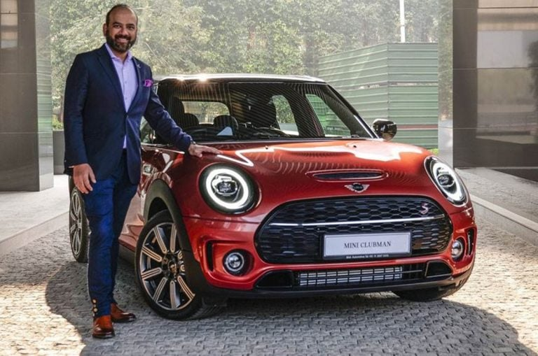 Mini Clubman Indian Summer Red Edition Launched for Rs. 44.90 lakhs