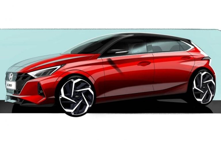 2020 Hyundai i20 Design Sketches Released; Launch Expected By June