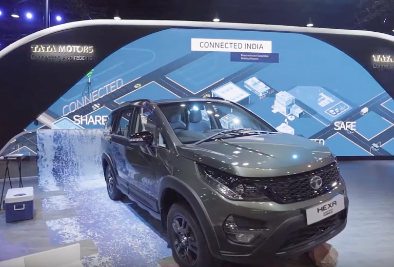 What Are The Changes On BS6 Tata Hexa Safari Edition?
