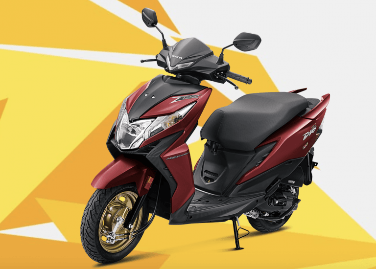 BS6 2020 Honda Dio Launched – What Are The Changes?
