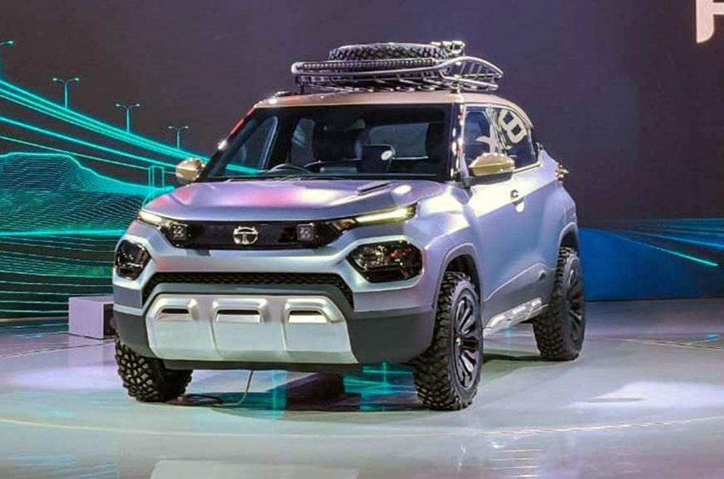 The Tata HBX is a micro-SUV that will hit the Indian markets soon
