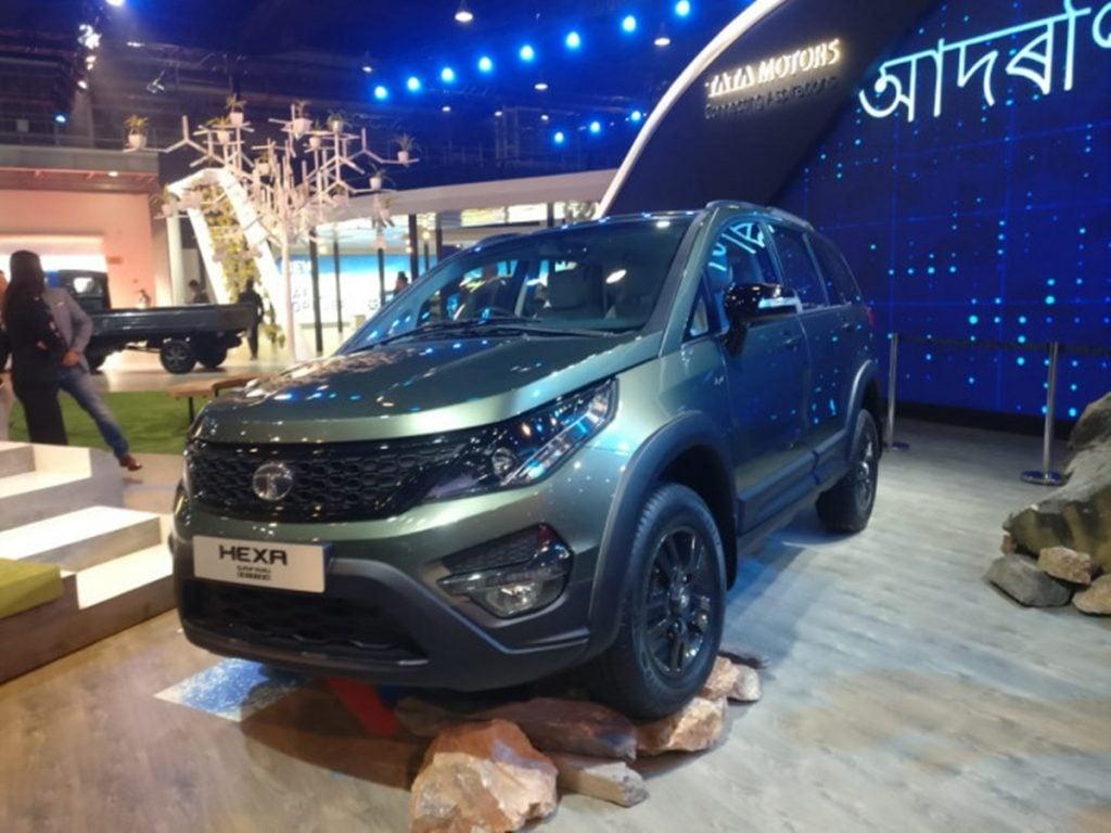 Tata Motors n'a pas vendu une seule unité de l'Hexa en mars avant l'entrée en vigueur des normes BS6.