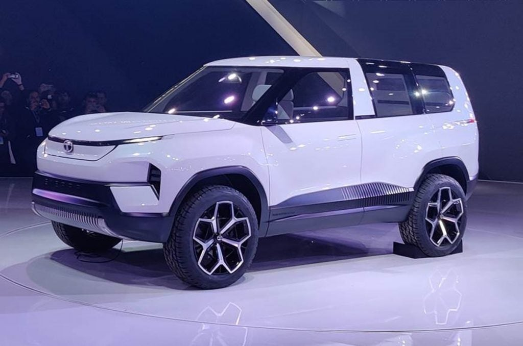 The Tata Sierra Concept has garnered so much positive reaction that it could actually see production
