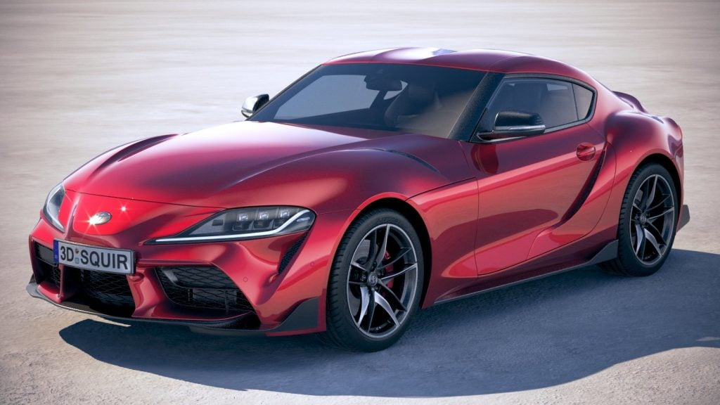 Toyota is considering to bring the Supra to India