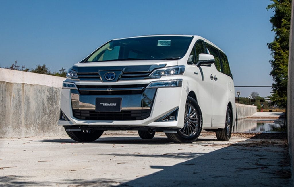 The Toyota Vellfire too has received a price hike of Rs 4 lakh.