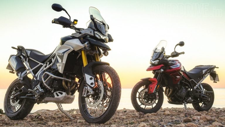 Triumph Tiger 900 Range is Coming to India in April 2020