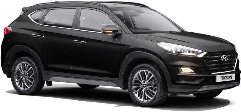 New 2020 Hyundai Tucson Introduced At The 2020 Auto Expo