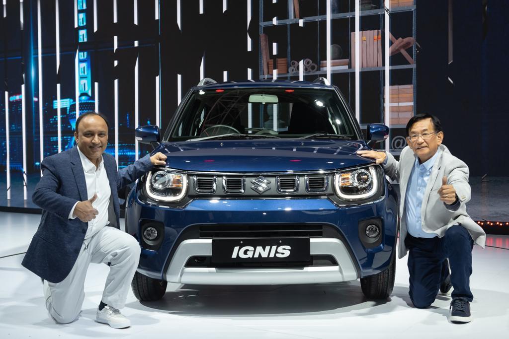 Maruti Suzuki Ignis facelift
