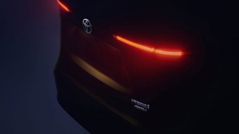 New Toyota SUV Teased For The Geneva Motor Show; Coming To India?