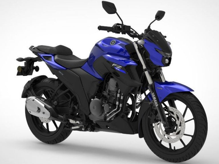 BS6 Yamaha FZ25 Bookings Open Unofficially; Gets Some Cosmetic Changes with BS6 Update