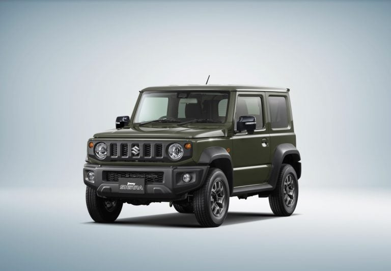 Suzuki Jimny Sold Out In Just 3 Days In Mexico – Insane Popularity!
