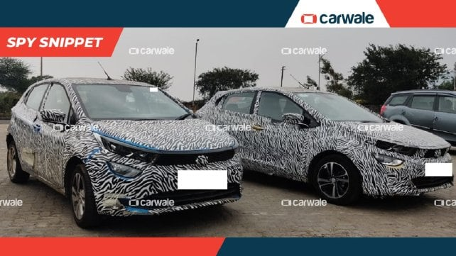 Tata Altroz Turbo Petrol Spied Testing; Launch Likely In October