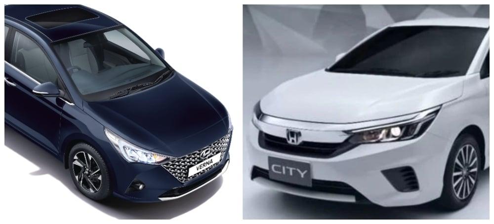 Hyundai Verna Vs 2020 Honda City 2020