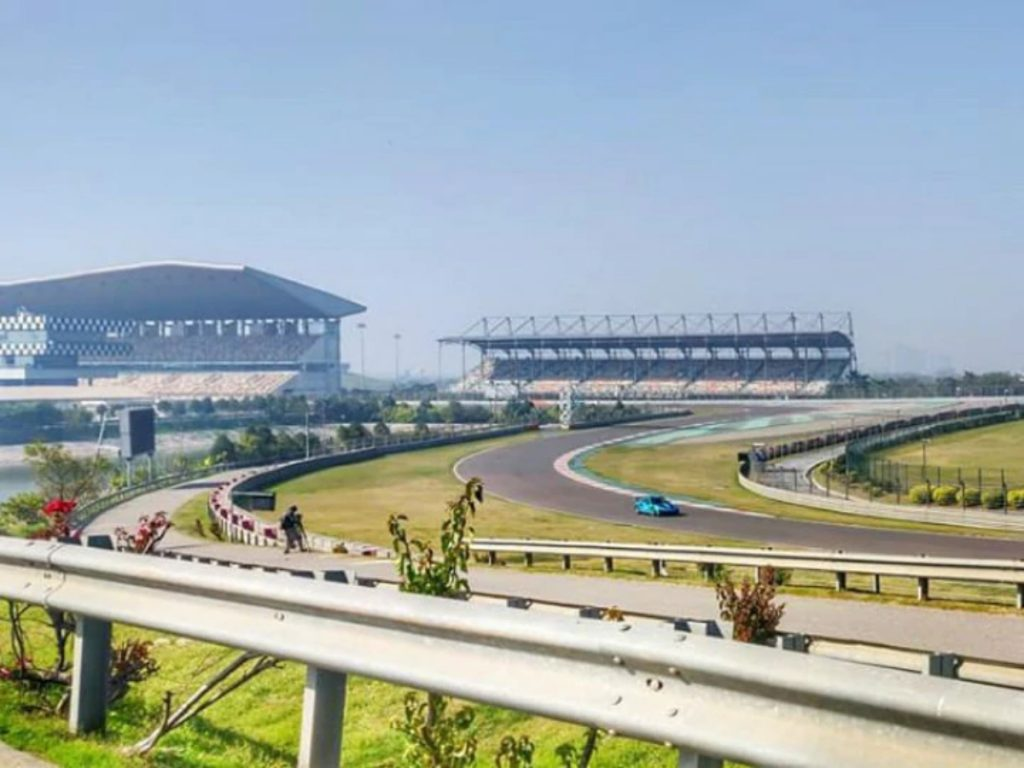 Buddh International Circuit (BIC) venue to be used as a quarantine facility during lockdown.