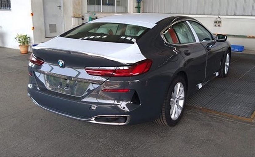 The 8 Series Gran Coupe is expected to come in both rear-wheel drive and all-wheel drive layouts.
