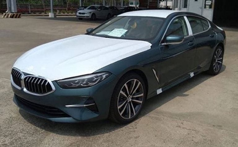 BMW 8 Series Gran Coupe and M8 Spotted in India; Launch Soon!