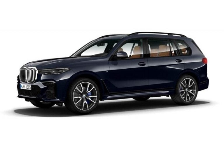 New Entry-Level BMW X7 Launched in India for a Price of Rs 92.50 lakhs