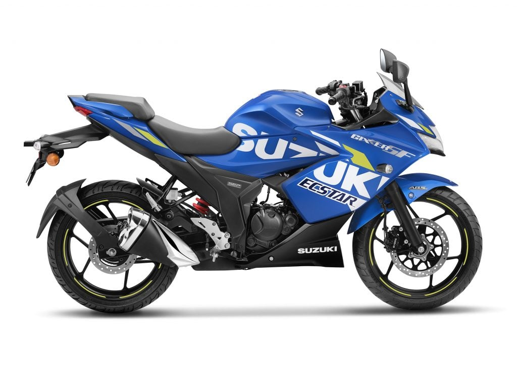 Suzuki does not have discounts to offer on its premium BS4 motorcycles but the Gixxer 250 range can be had with some pretty attractive deals.