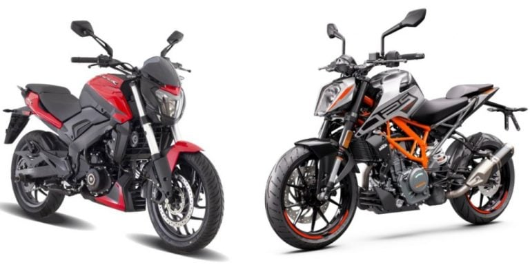 Bajaj Dominar 250 Vs KTM Duke 250 – Specification Comparison