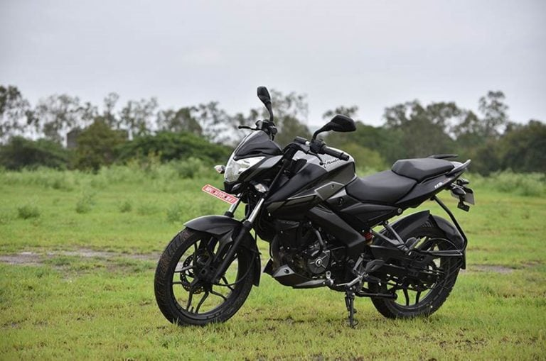BS6 Bajaj Pulsar NS160 is the Most Powerful Motorcycle in its Segment