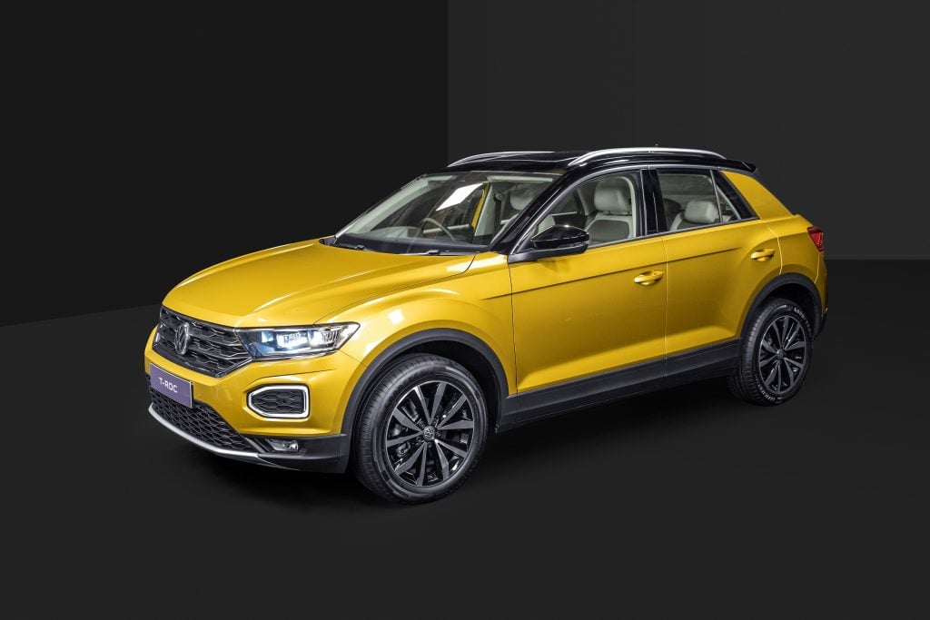 Volkswagen T-Roc has been launched in India for a price of Rs 19.99 lakh