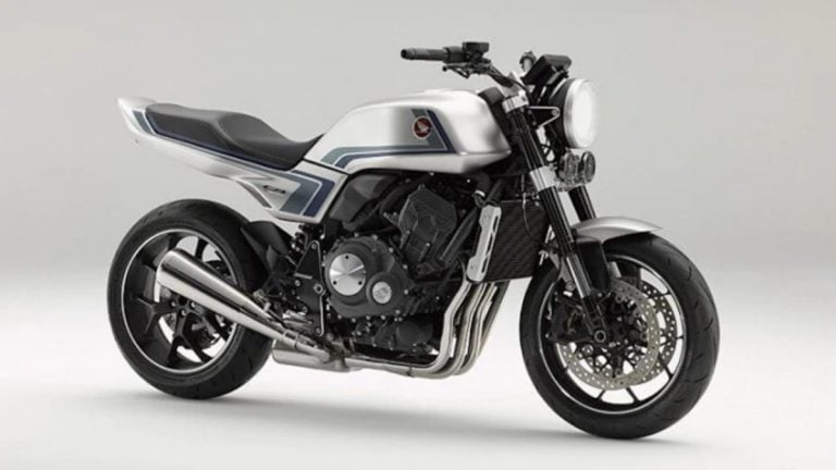 This Honda CB-F Concept Beautifully Harks Back to Simpler Times!