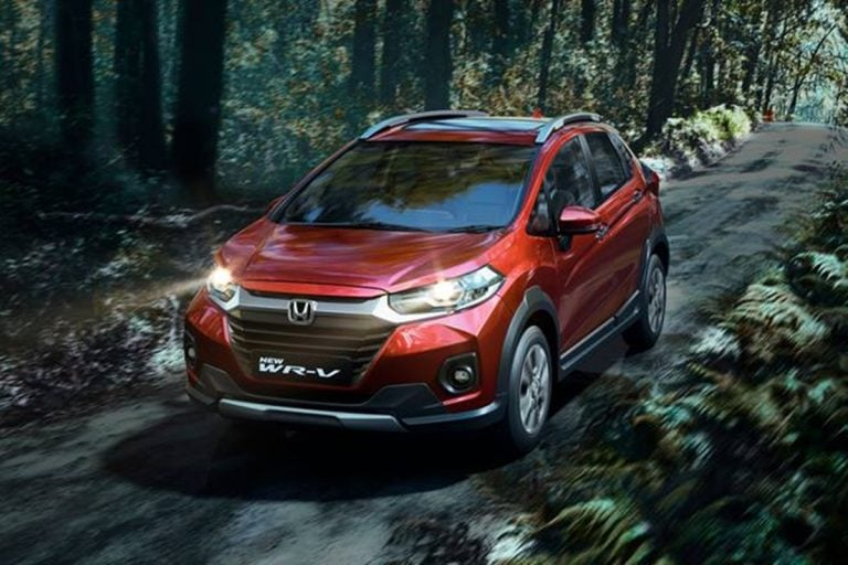 You Can Now Book The Refreshed BS6 Honda WR-V For Rs 21,000