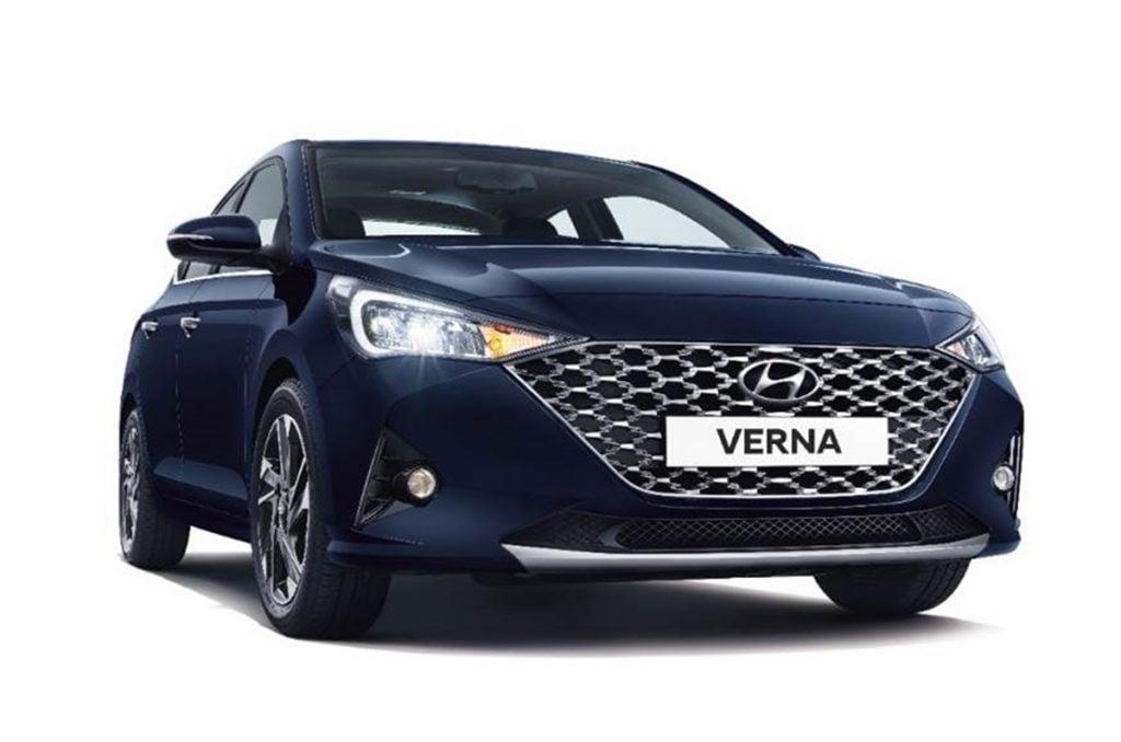 Hyundai-Verna facelift