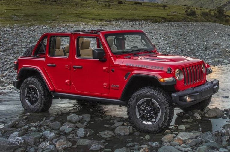 First Batch of Jeep Wrangler Rubicon Sold Out in India; Second Batch Arrives in May