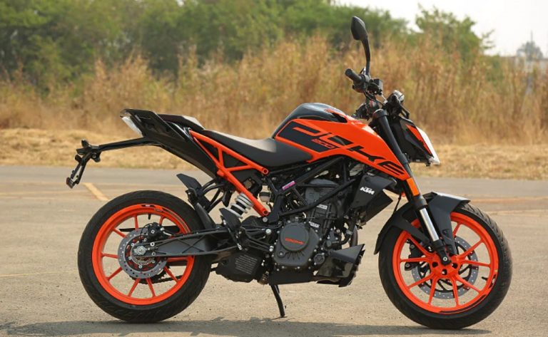 KTM Hikes Price of All Motorcycles in India by Rs 4,000-5,000!