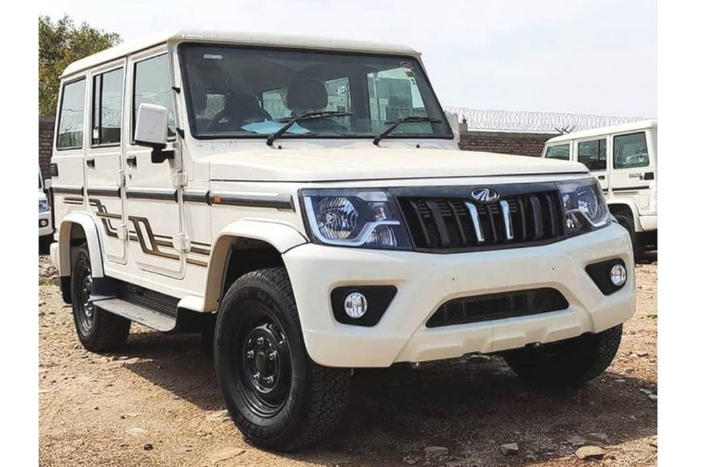 Mahindra laucnhes BS6 Bolero in India for a starting price of Rs 7.98 lakhs