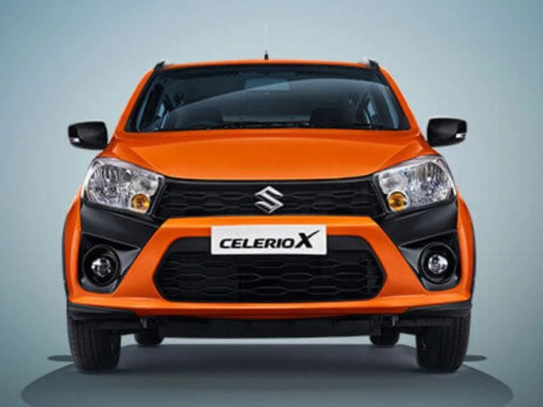 Maruti Suzuki Launches BS6 CelerioX; Price Starts from Rs 4.90 lakh